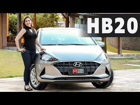Hyundai HB20 Evolution 2020 | A versão 1.0 manual mais completa!