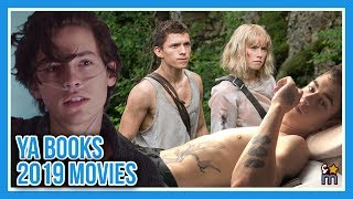 13 YA Books Being Made Into Movies in 2019 | 2019 Movie Preview