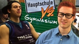 HAUPTSCHULE vs GYMNASIUM 😂 | Fack Ju Göhte ®  *Parodie* Elias M'Barek