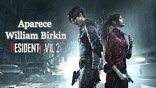 Resident Evil 2 Remake nos muestra a Claire y William Birkin