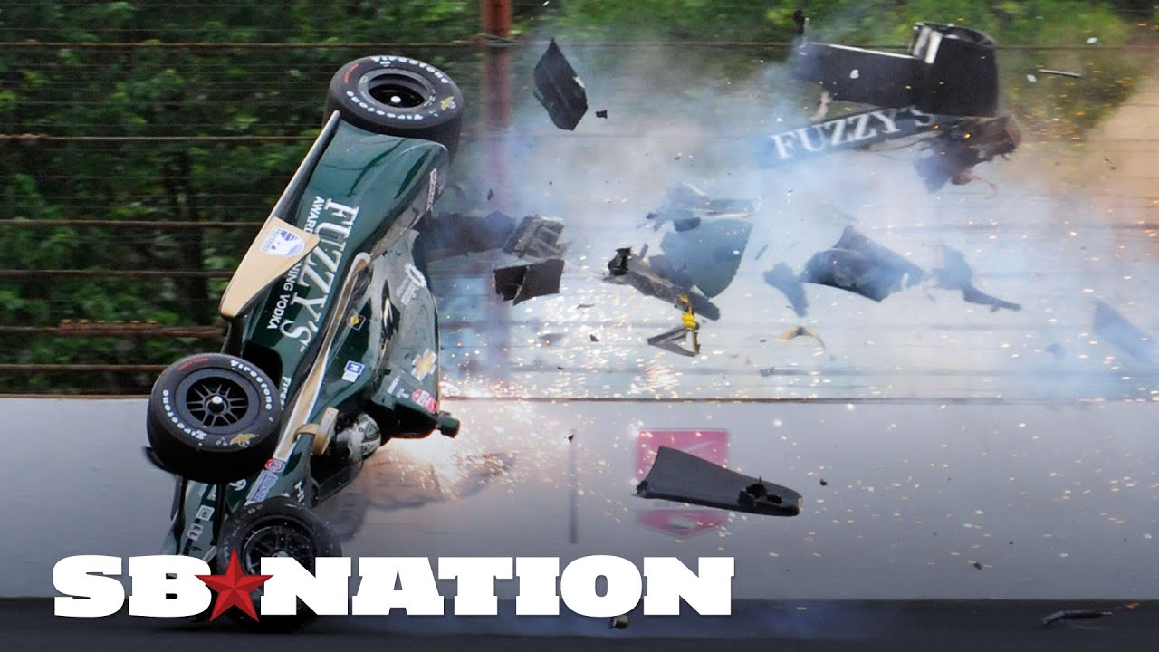 The Indy 500 is awesome. And not just because of the crashes. thumbnail