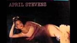 April Stevens   Teach Me Tiger