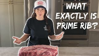 What Exactly is a Prime Rib? Here's what you need to know | Jess Pryles