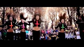 Flash Mob Happy Birthday Sis n Bro! 23/10/2013 Moldova, Chisinau! Choreographer Savina Jullie