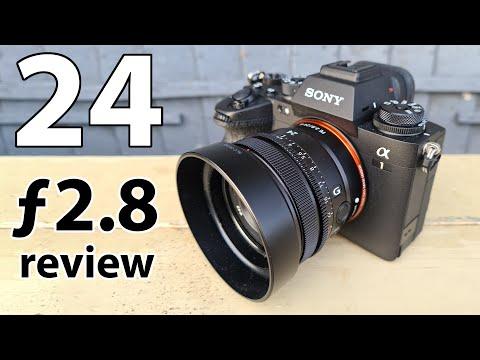 External Review Video BKipB94Cjso for Sony FE 24mm F2.8 G Lens (SEL24F28G)