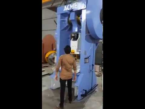 Mechanical H Type Power Press