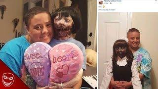 Felicity Rossi und ihre Zombie Puppe! Was steckt dahinter?