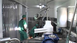 В с. Иловка открылся мини-цех по переработке молока