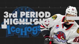 Monsters vs. IceHogs | Feb. 15, 2020