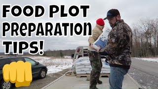 Food Plot preparation Tips | How To Have The Best Food Plots