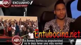 Romeo Santos Explica Por Que No Puede Tener Novia TBT