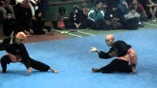 Festival Silat Tradisi SUMARAK 5 PS PAUAH Saiyo Padang Putra