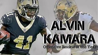 """Alvin Kamara 2017 Rookie Highlights 