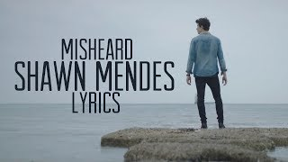 Funniest Misheard Shawn Mendes Lyrics [Part 2]