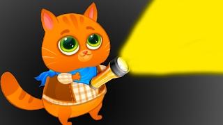 СТРАШИЛКИ КОТЕНКА БУБУ #56 Ужасы с Котиком и встреча Макса и Мисс кошечки Катя #ПУРУМЧАТА