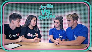 MARRIED COUPLE BATTLE GAME (JERIKA vs. CHESSA)