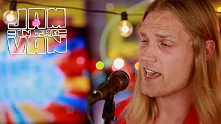 "JAMESTOWN REVIVAL   ""Love Is A Burden"" (Live At JITV HQ In Los Angeles, CA) #JAMINTHEVAN"