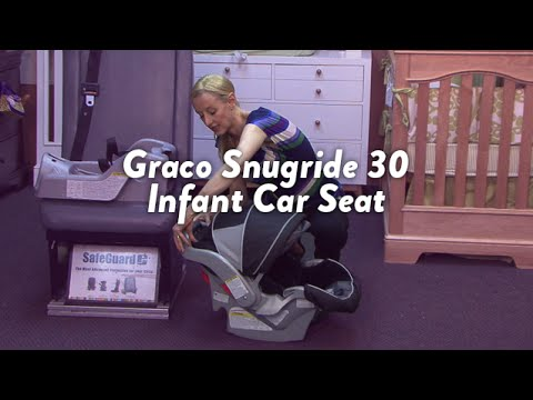 Graco Snugride 30 Infant Car Seat Review and Demo | CloudMom