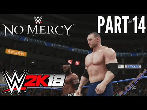 WWE 2K18 #14 | MY CAREER MODE - PPV NO MERCY 2019 |