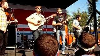 """Bonnaroo 2012 - """"Dead Leaves and the Dirty Ground"""" - Punch Brothers"""