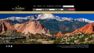 Colorado Springs Hotel near Pikes Peak | The Antlers, A Wyndham Hotel