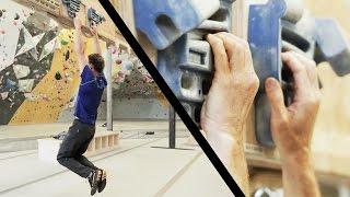 Training For Climbing - Finger Strength