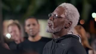 Звезды NBA играют в баскетбол под видом стариков. Uncle Drew   Chapter 4   Pepsi