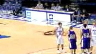 Aaron Carter Plays For Indiana State Sycamore Basketball
