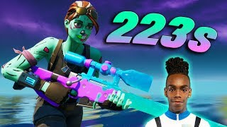 "Fortnite Montage   ""223s"" (YNW Melly)"