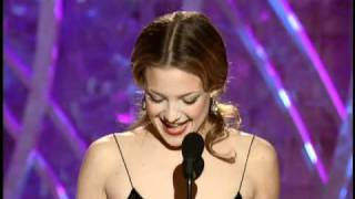 <b>Kate Hudson </b>Wins Best Supporting Actress Motion Picture  Golden Globes 2001