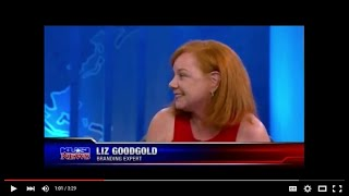 Brand Specialist Liz Goodgold on KUSI TV Ashley Madison Scandal