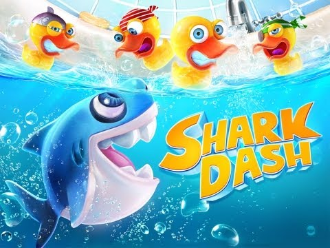 Shark Dash - Universal - HD Gameplay Trailer