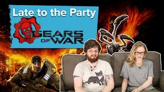 Let's play Gears of War - Late to the Party