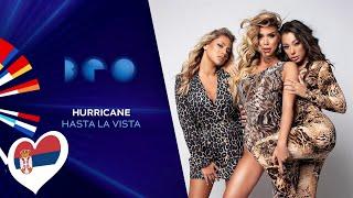 Hurricane - Hasta la vista / Beovizija 2020