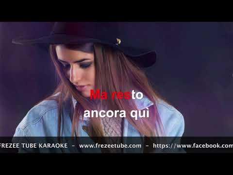 Federica Carta - Dopotutto - Karaoke con testo