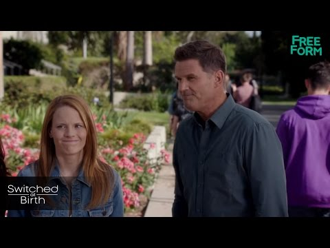 Switched at Birth 3.17 (Clip 'College Tour')