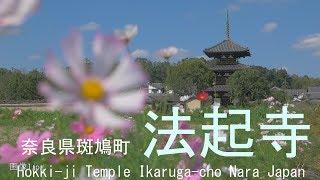 法起寺奈良県斑鳩町2018Hokki-jiTempleIkaruga-choNaraJapan