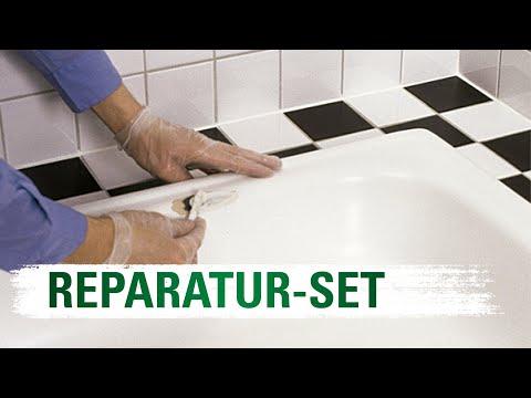 Keramik, Emaille und Acryl Reparatur-Set - Jaeger