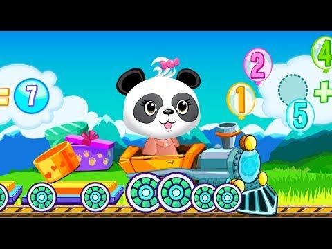 Video of Lola Panda's Math Train 2 FREE