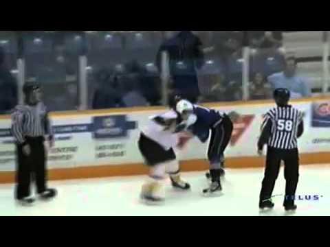 Phillip Danault vs Danick Gauthier