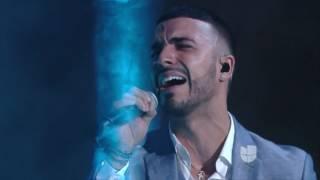 Marc Anthony Ft Luis Figueroa - Flor Pálida (Premios Juventud 2016)