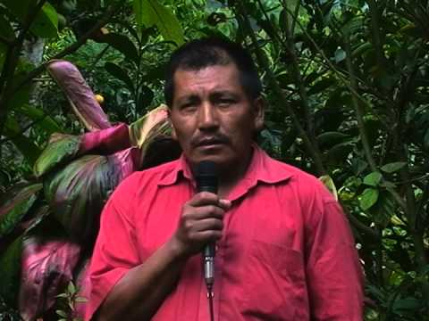 Evangelización en San Lorenzo