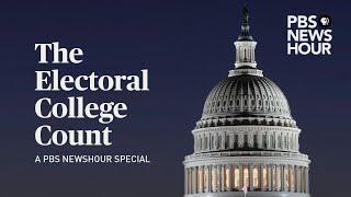 WATCH LIVE: Congress reconvenes to count electoral votes after pro-Trump mob breaches U.S. Capitol