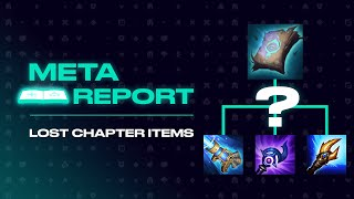 Meta Report - Lost Chapter Items
