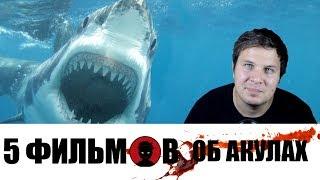 5 фильмов об акулах [ОТ ФИНТА]