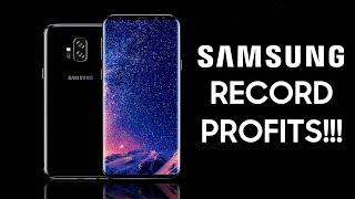 Samsung Made Record Profits | Snapdragon 855 Development