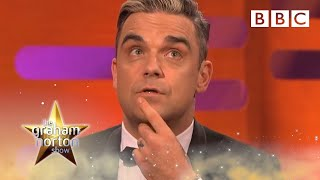 How Robbie Williams offended his fans | The Graham Norton Show - BBC