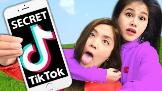 We Tested VIRAL TikTok LIFE HACKS, TRICK SHOTS & DANCE CHALLENGES to REVEAL REGINA'S SECRET!
