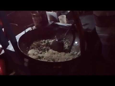 Video Beli Nasi Goreng Di Pinggir Jalan, Ternyata cuma 2 menit bikinnya
