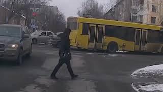 Торопыги на дороге, дтп, приколы на дороге, 2018